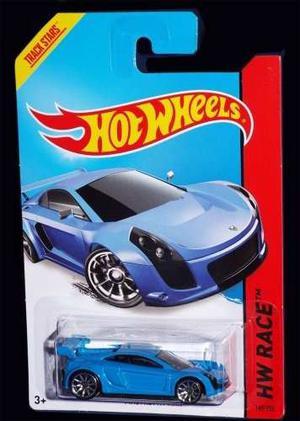 Hot Wheels Hw Race - Mastretta Mxr !