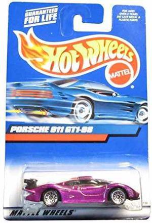 Hot Wheels  Porsche 911 Gt Scale !