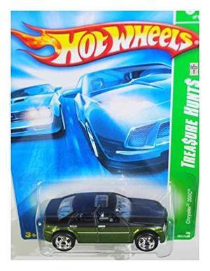 Hot Wheels Super Treasure Hunts Chrysler 300c 1/12 !
