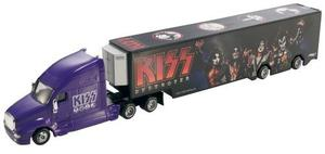 Hot Wheels Tour Haulers Kiss Vehicle !