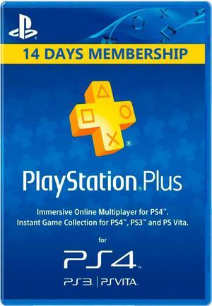 Playstation Plus Psn 14 Días Ps Plus