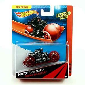 Tranz-blaster Hot Wheels  Moto Track Stars !
