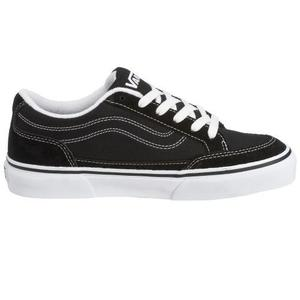 Vans Bear Cat Men Us 13 Black Skate Shoe !