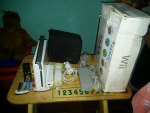 Vendo O Cambio Nintendo Wii Completo