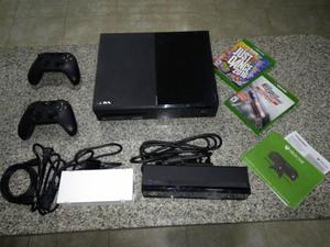 XBOX ONE 1 Tb, kineth, dos controles,