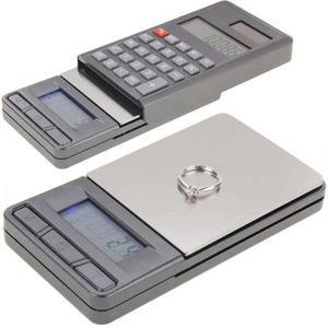 Calculadora Con Gramera Incorporada 2 En g X 0.1g