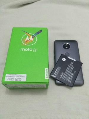 Moto G5 Promoción