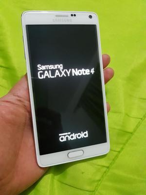 Samsung Galaxy Note 4 Blanco 32 Gb