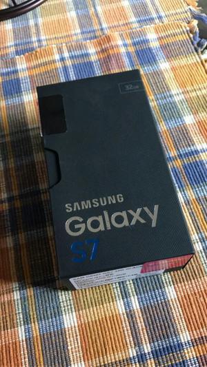 Samsung Galaxy S7 32gb Nuevo