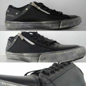 Zapatos Deportivos Hombre Cuero