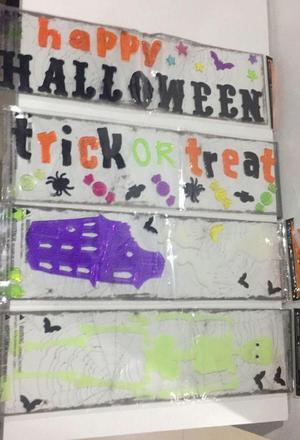 Accesorios para decoración Halloween