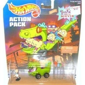 Action Pack Hot Wheels The Rugrats Movie Set / 1 !