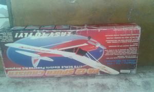 Avión Aeromodelismo a Bateria Recargable