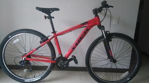 Bicicleta trek marlin  modelo
