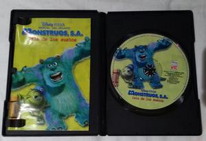 CD Monstruos S.A juego para Windows