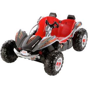 Carro Fisher Price Para Niños Power Wheels Con Batería