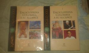 Dos Enciclopedias Colombia a Su Alcance
