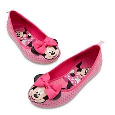 Hermosas Baletas Disney Originales De Minnie