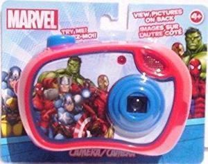 Juguete Marvel Avengers De La Cámara De Juguete Para Niños
