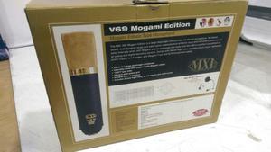 MICROFONO MXL V69 MOGAMI EDICTION