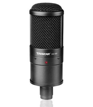 Microfono Condensador Profesional Alto Nivel Sm8b Takstar