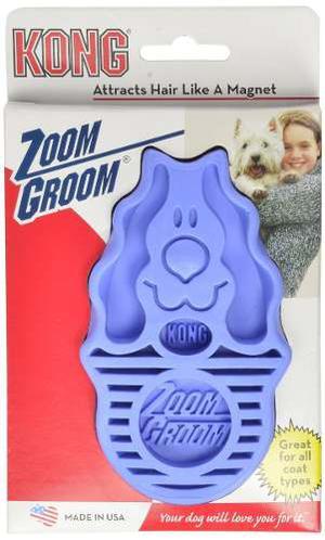 Peluquería Canina De Juguete Zoom Groom Kong Envío Gratis
