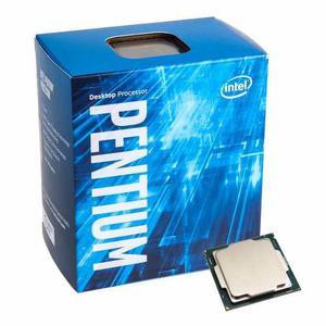 Procesador Intel Pentium Gghz