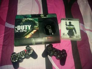 Ps3 Super Slim 250gb Excelente Estado