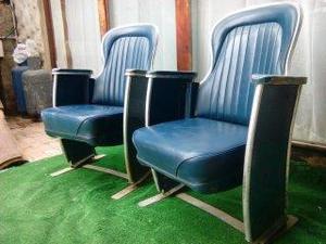 Se venden estas hermosas sillas del antiguo teatro de