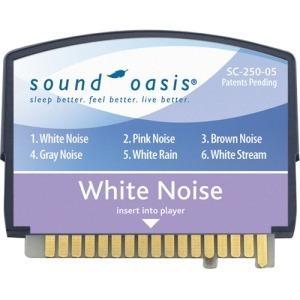 Tarjeta De Sonido Oasis Blanco Ruido Sonido
