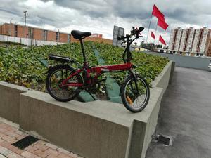 Vendo Bicicleta Electrica Plegable