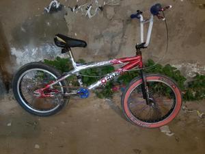 Vendo Bicicleta con Caballo de Aluminio