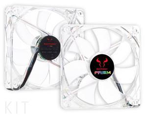 Ventilador Riotoro Kit Rgb Kit X 2 Prism