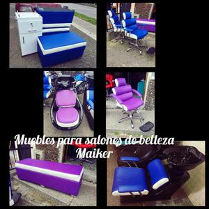 Muebles y equipos para salones de bogot posot class for Muebles para peluqueria