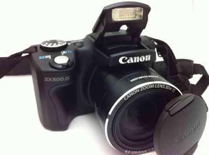 Cámara Canon sx500