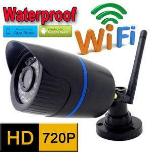 Cámara de Seguridad Ip Wifi Hd 720p para Exteriores a