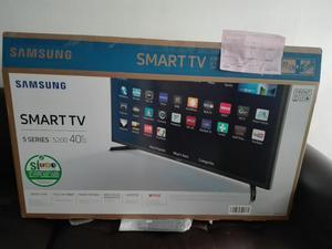 Hermoso Smart Tv de 40 Samsung Nuevo