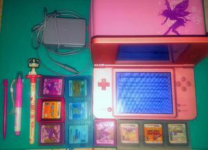 Negociable. Vendo Nintendo Ds Xl Rosado.