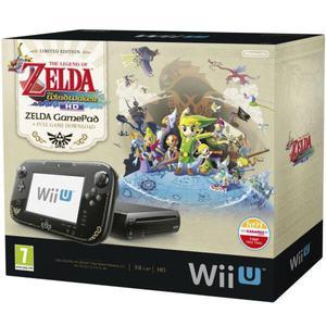 Nintendo Wii U + 20 Juegos + Base Carga