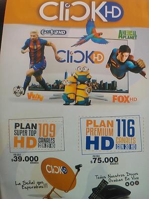 Nuevo Servicio de Tv en Hd