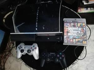 Vendo Playstation 3 Fat de 160gb