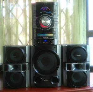 Vendo Potent Equipo de Sonido Marca Sony