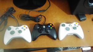 controles originales de xbox 360
