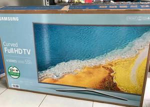 vendo televisor samsung curvo de 55 pulgadas SMART TV