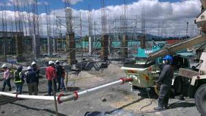 Alquiler Bomba Estacionaria De Concreto Colombia