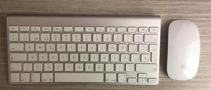 Combo Apple Teclado Inalámbrico y Magic Mouse