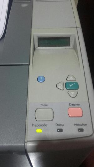 Impresora Hp Laser Jet  D