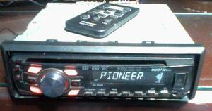 Radio pioneer Usb para auto, PIONEER DEHub contacto al