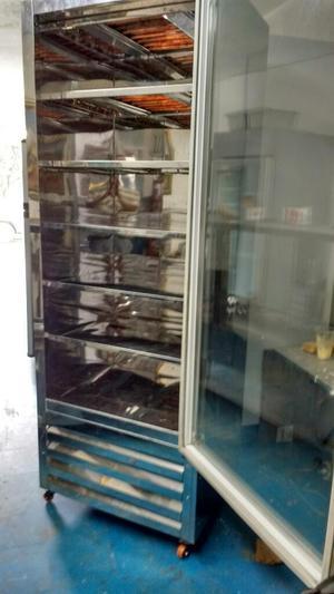 Congeladores en Acero