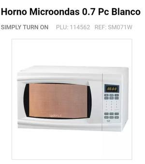 Horno Microondas Nuevo